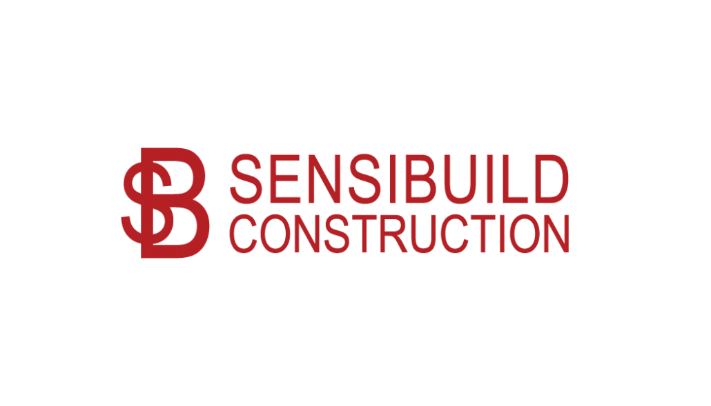 sensibuild, company logo, home contractor
