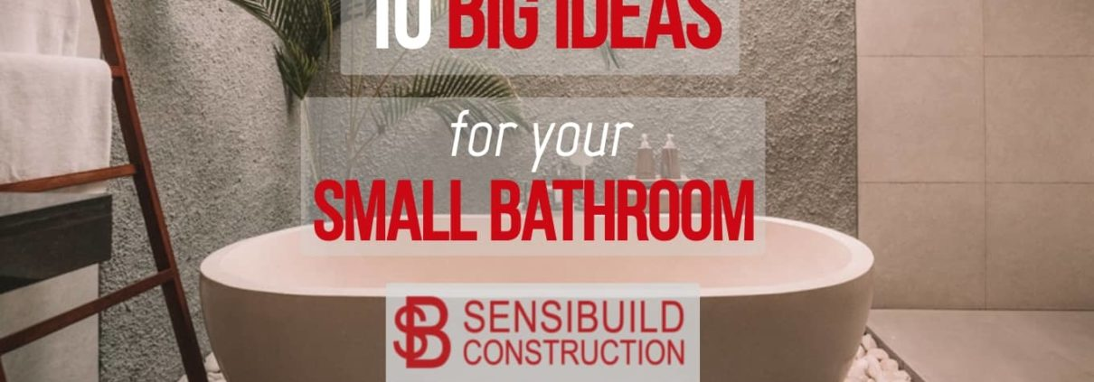 small bathroom big ideas blog header