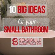 small bathroom big ideas blog header