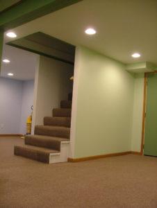 basement renovation basement feature image