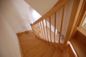 Staircase flooring