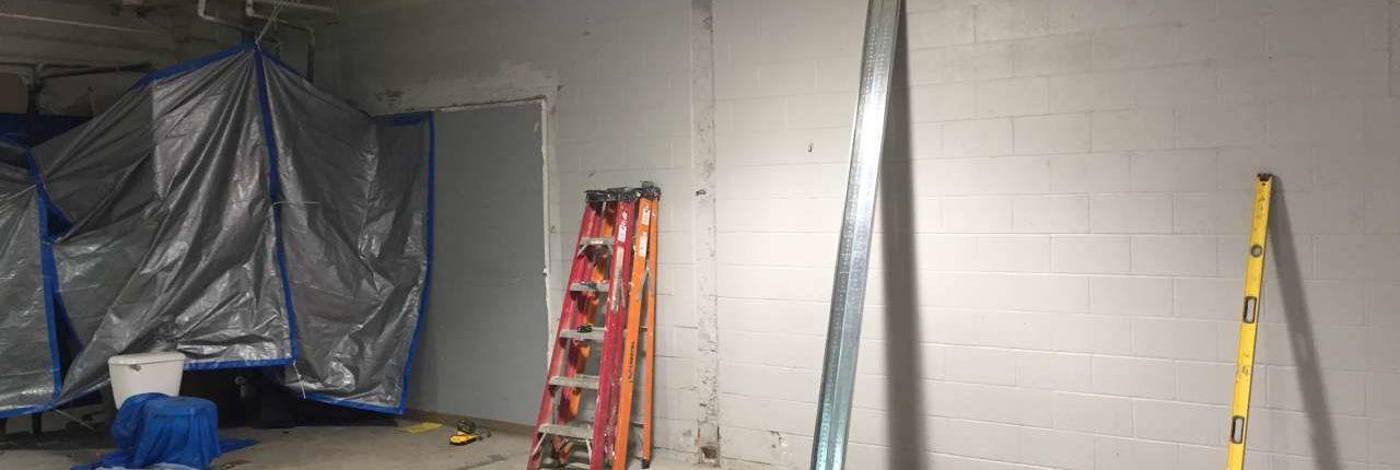 community centre upgrades
