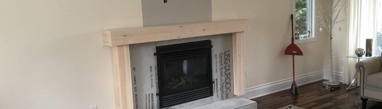 fireplace installation london