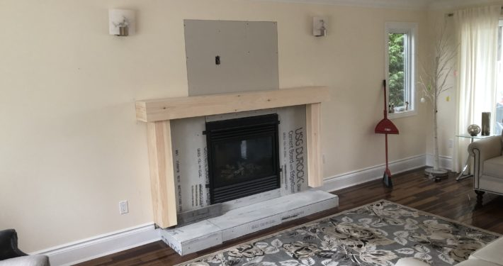 fireplace installation london